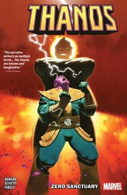 bokomslag Thanos: Zero Sanctuary
