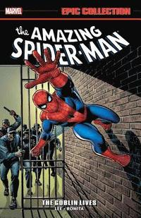 bokomslag Amazing Spider-man Epic Collection: The Goblin Lives