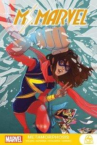 bokomslag Ms. Marvel: Metamorphosis
