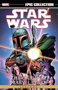 bokomslag Star Wars Legends Epic Collection: The Original Marvel Years Vol. 4