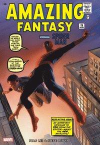 bokomslag The Amazing Spider-man Omnibus Vol. 1