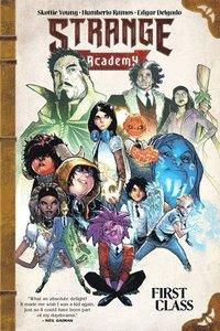 bokomslag Strange Academy: First Class