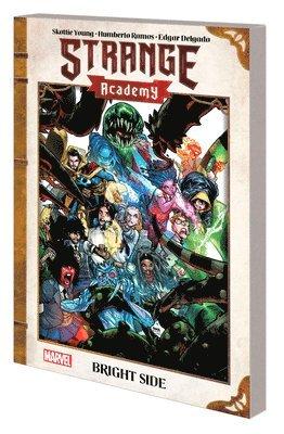 bokomslag Strange Academy: Bright Side