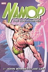 bokomslag Namor The Sub-mariner By John Byrne And Jae Lee Omnibus