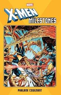 bokomslag X-men Milestones: Phalanx Covenant