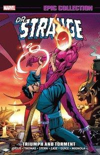 bokomslag Doctor Strange Epic Collection: Triumph And Torment