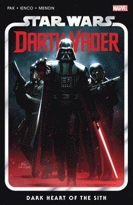 bokomslag Star Wars: Darth Vader By Greg Pak Vol. 1: Dark Heart Of The Sith