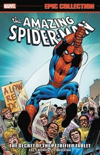 bokomslag Amazing Spider-man Epic Collection: The Secret Of The Petrified Tablet