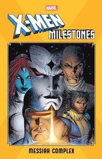 bokomslag X-men Milestones: Messiah Complex