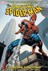 bokomslag Amazing Spider-man By J. Michael Straczynski Omnibus Vol. 2