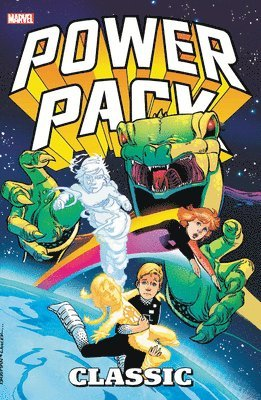 bokomslag Power Pack Classic Omnibus Vol. 1