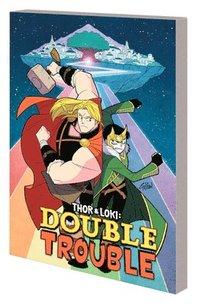 bokomslag Thor &; Loki: Double Trouble