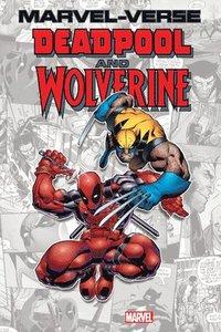 bokomslag Marvel-verse: Deadpool &; Wolverine
