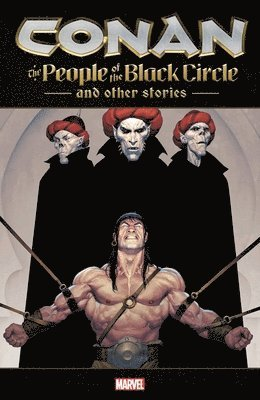 Conan: The People Of The Black Circle And Other Stories 1