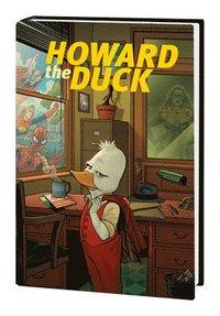 bokomslag Howard The Duck By Zdarsky &; Quinones Omnibus