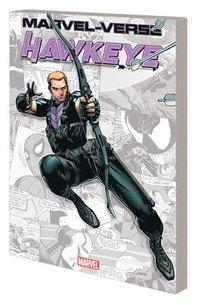 bokomslag Marvel-verse: Hawkeye