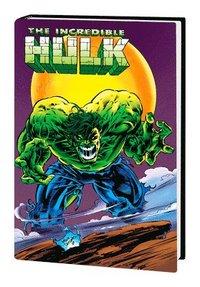 bokomslag Incredible Hulk By Peter David Omnibus Vol. 4