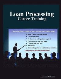 bokomslag Loan Processing: Career Training