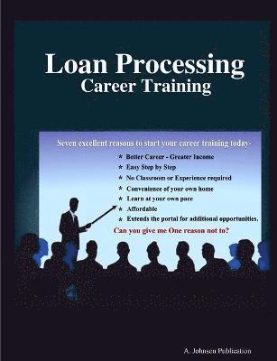 bokomslag Loan Processing: Career Training