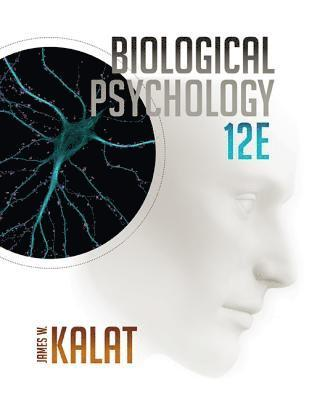 bokomslag Biological Psychology