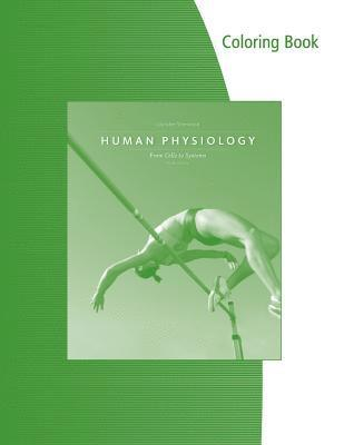 bokomslag Coloring Book for Sherwood's Human Physiology: From Cells to Systems, 9th