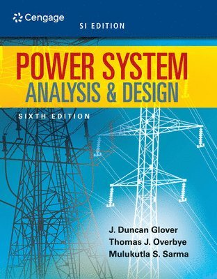 bokomslag Power system analysis and design, si edition