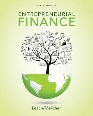 Entrepreneurial Finance 1