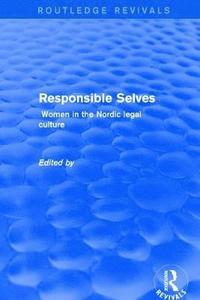 bokomslag Responsible Selves