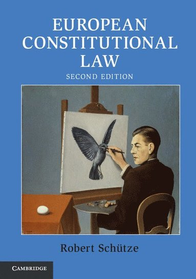 bokomslag European Constitutional Law