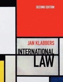 bokomslag International Law 2nd Edition