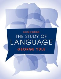 bokomslag The Study of Language 6th Edition