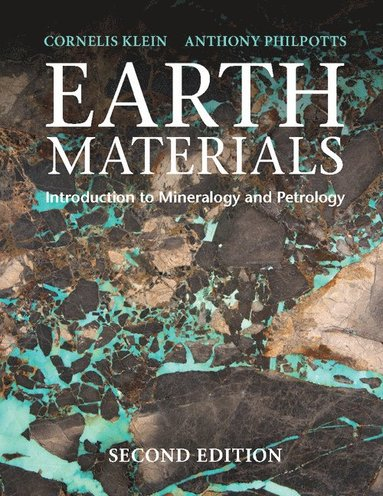 bokomslag Earth Materials 2nd Edition: Introduction to Mineralogy and Petrology