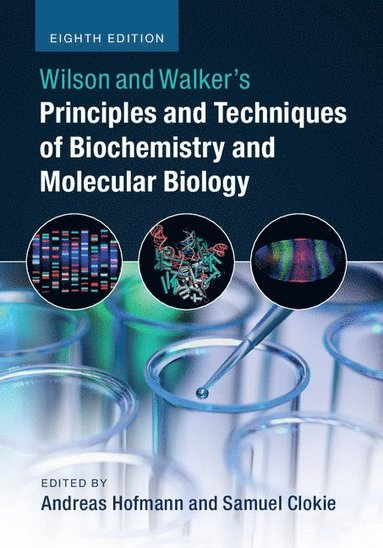 bokomslag Wilson and Walker's Principles and Techniques of Biochemistry and Molecular Biology
