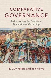 bokomslag Comparative Governance