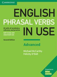 bokomslag English Phrasal Verbs in Use Advanced Book with Answers