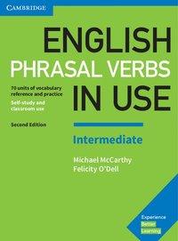 bokomslag English Phrasal Verbs in Use Intermediate Book with Answers