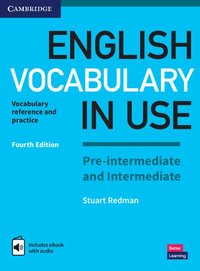 bokomslag English Vocabulary in Use Pre-intermediate and Intermediate Book with Answers and Enhanced eBook: Vocabulary Reference and Practice