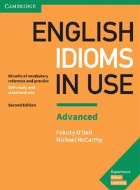 bokomslag English Idioms in Use Advanced Book with Answers