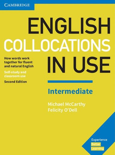 bokomslag English Collocations in Use Intermediate Book with Answers: How Words Work Together for Fluent and Natural English