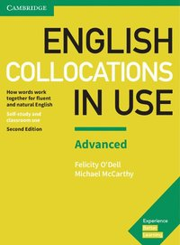 bokomslag English Collocations in Use Advanced Book with Answers
