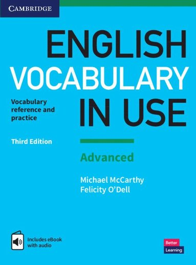 bokomslag English Vocabulary in Use: Advanced Book with Answers and Enhanced eBook