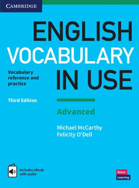 English Vocabulary in Use: Advanced Book with Answers and Enhanced eBook 1