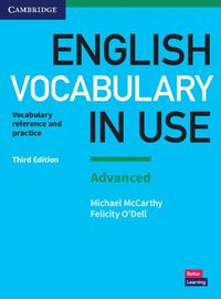 bokomslag English Vocabulary in Use: Advanced Book with Answers