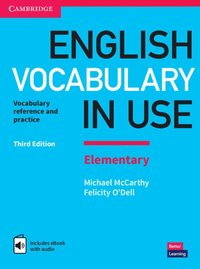 bokomslag English Vocabulary in Use Elementary Book with Answers and Enhanced eBook