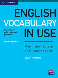 bokomslag English Vocabulary in Use Pre-intermediate and Intermediate Book with Answers