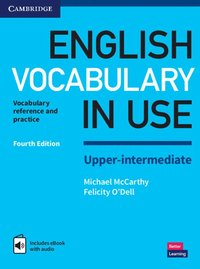 bokomslag English Vocabulary in Use Upper-Intermediate Book with Answers and Enhanced eBook: Vocabulary Reference and Practice