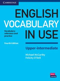 bokomslag English Vocabulary in Use Upper-Intermediate Book with Answers