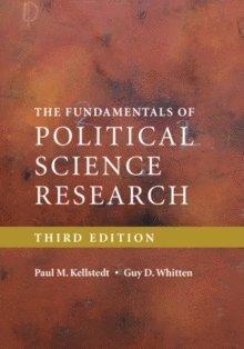 bokomslag The Fundamentals of Political Science Research