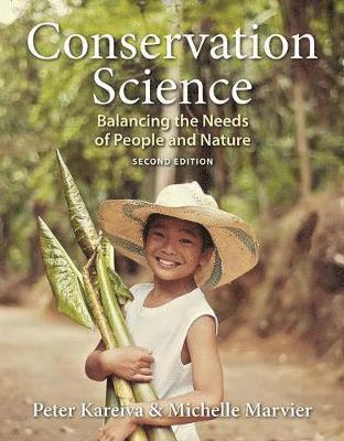 bokomslag Conservation Science: Balancing The Needs Of People And Nature