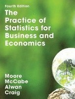 bokomslag The Practice of Statistics for Business and Economics